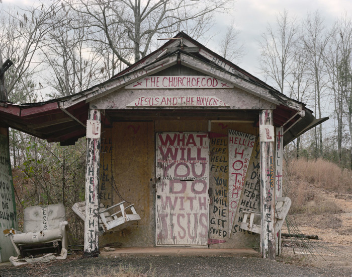 Alabama - American Photographs - P.W.VOIGT PHOTOGRAPHY - INSTITUTE FOR THE HARMONIOUS DEVELOPMENT OF ART AND PHOTOGRAPHY