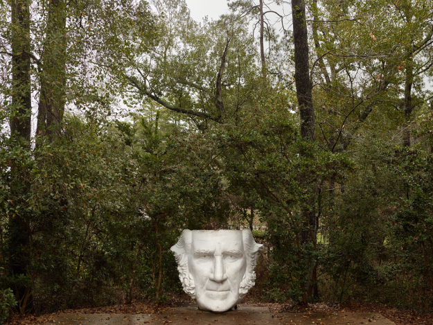 Sam Houston - American Photographs - P.W.VOIGT PHOTOGRAPHY - INSTITUTE FOR THE HARMONIOUS DEVELOPMENT OF ART AND PHOTOGRAPHY